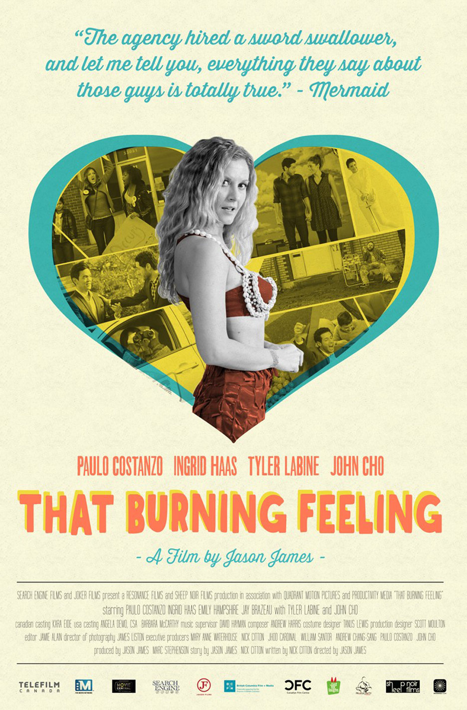 That Burning Feeling Poster #10