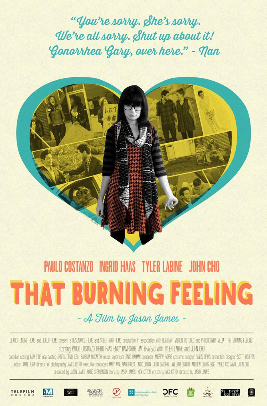 That Burning Feeling Poster #11