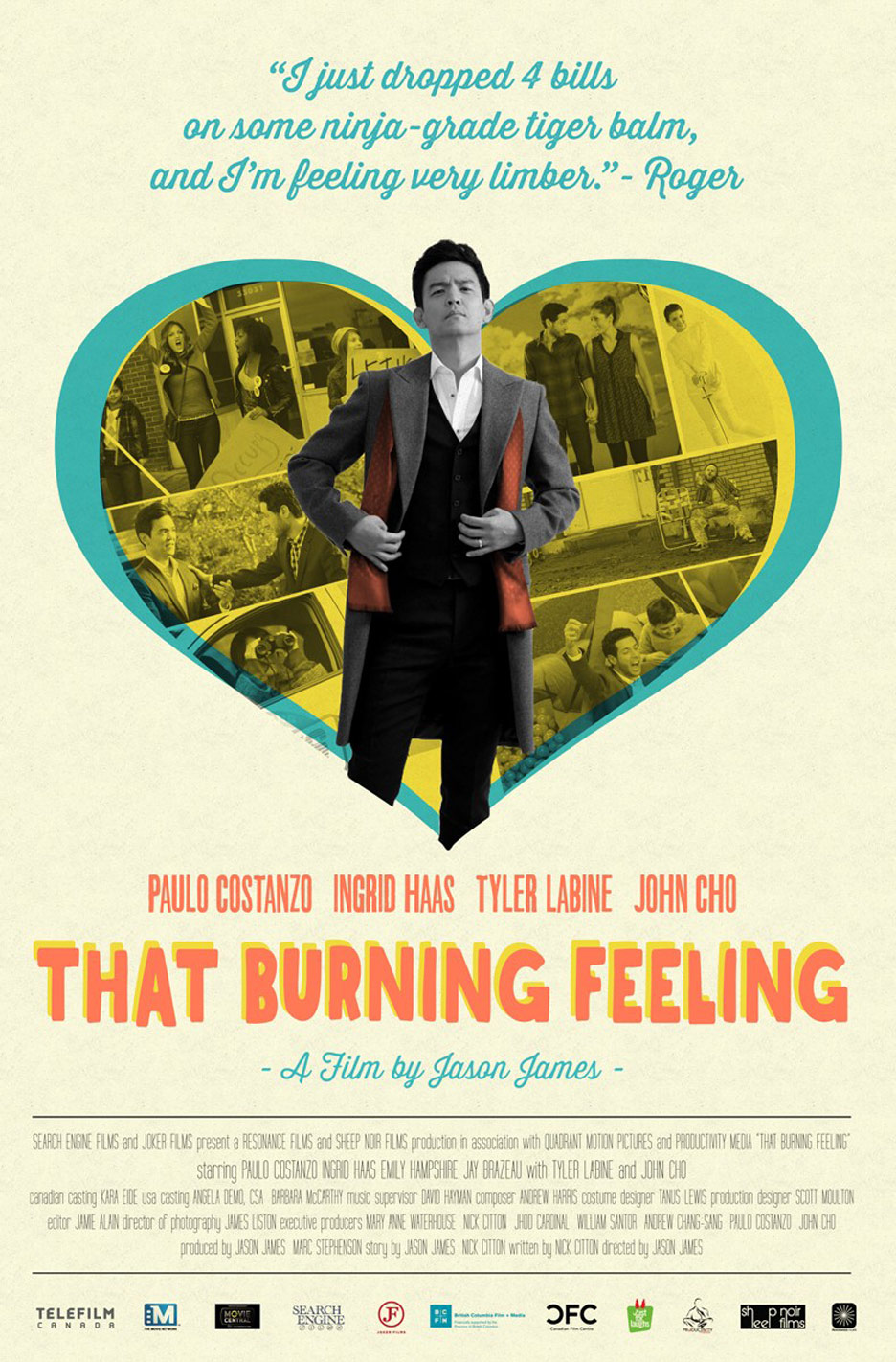 That Burning Feeling Poster #2