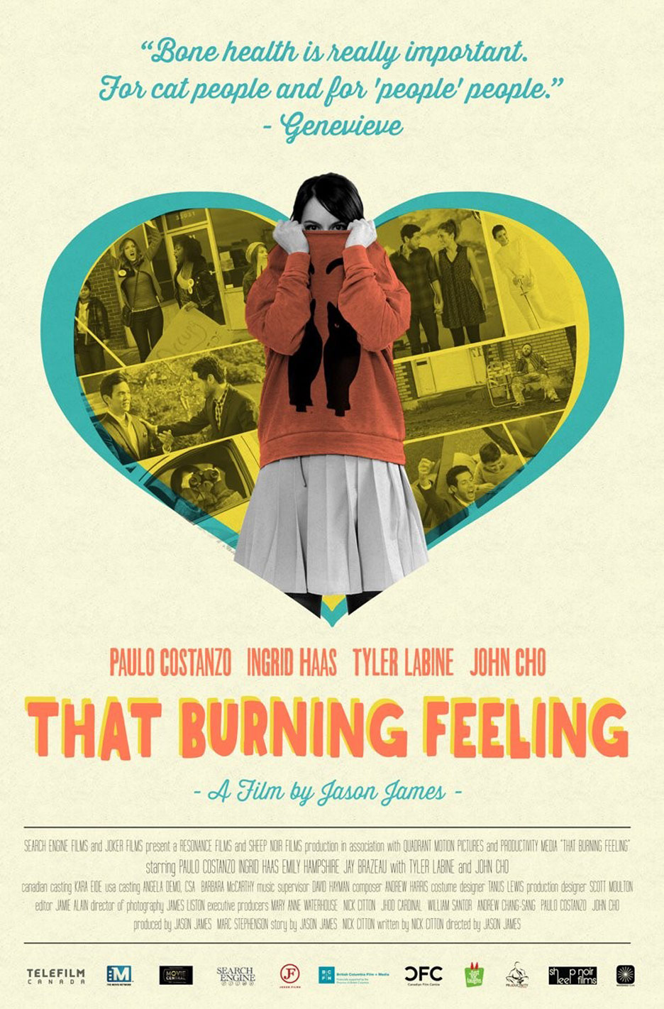 That Burning Feeling Poster #3