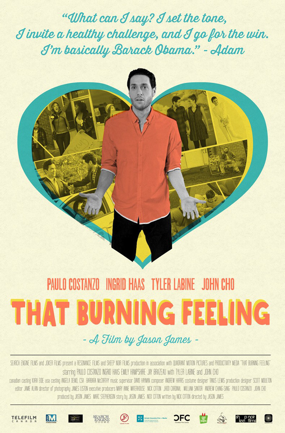 That Burning Feeling Poster #4