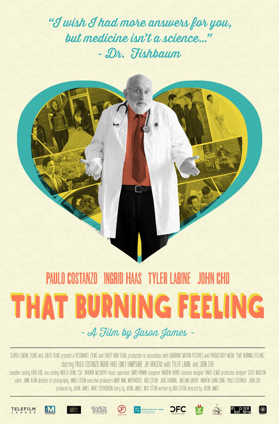 That Burning Feeling Poster #5