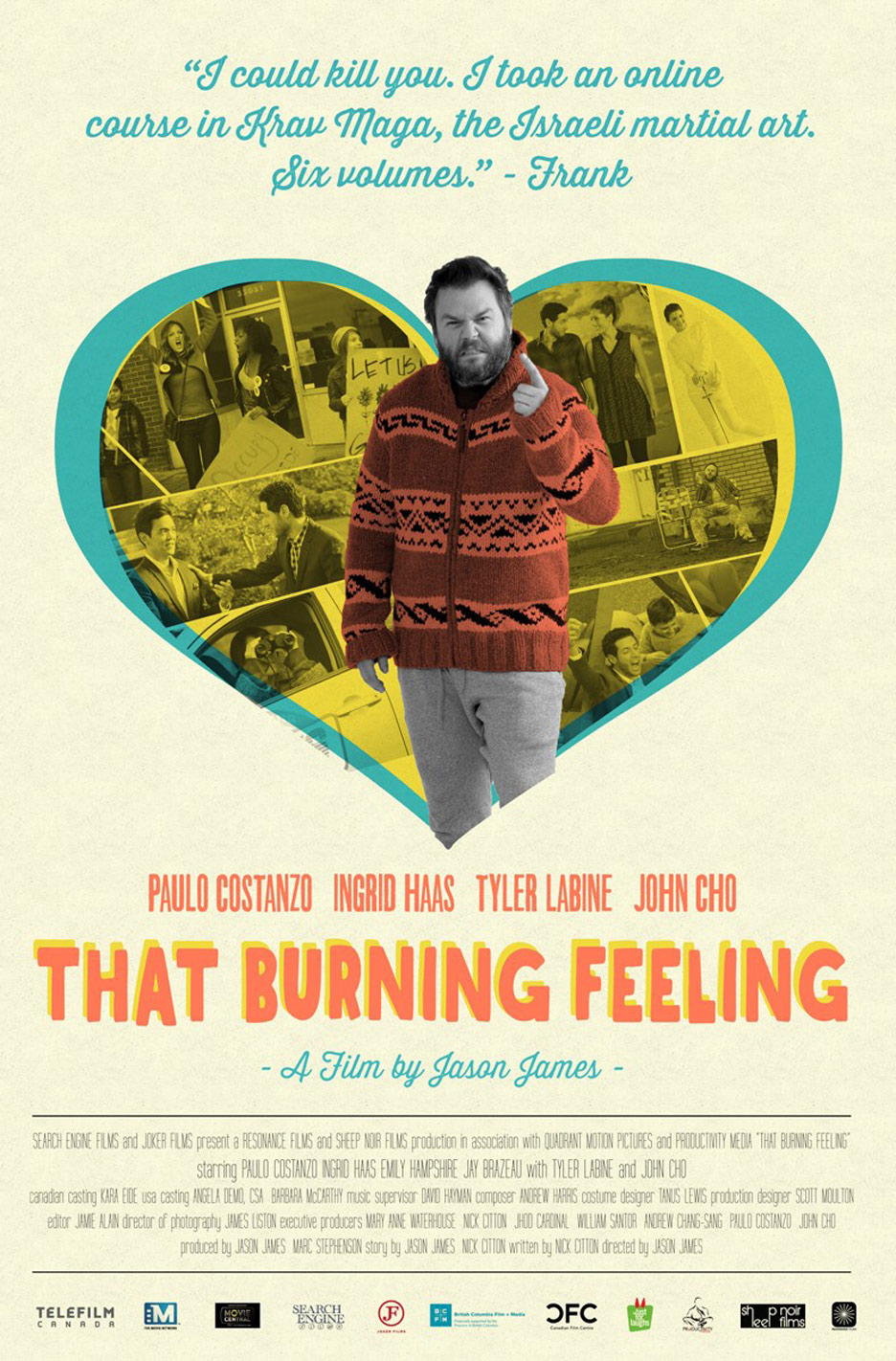 That Burning Feeling Poster #6