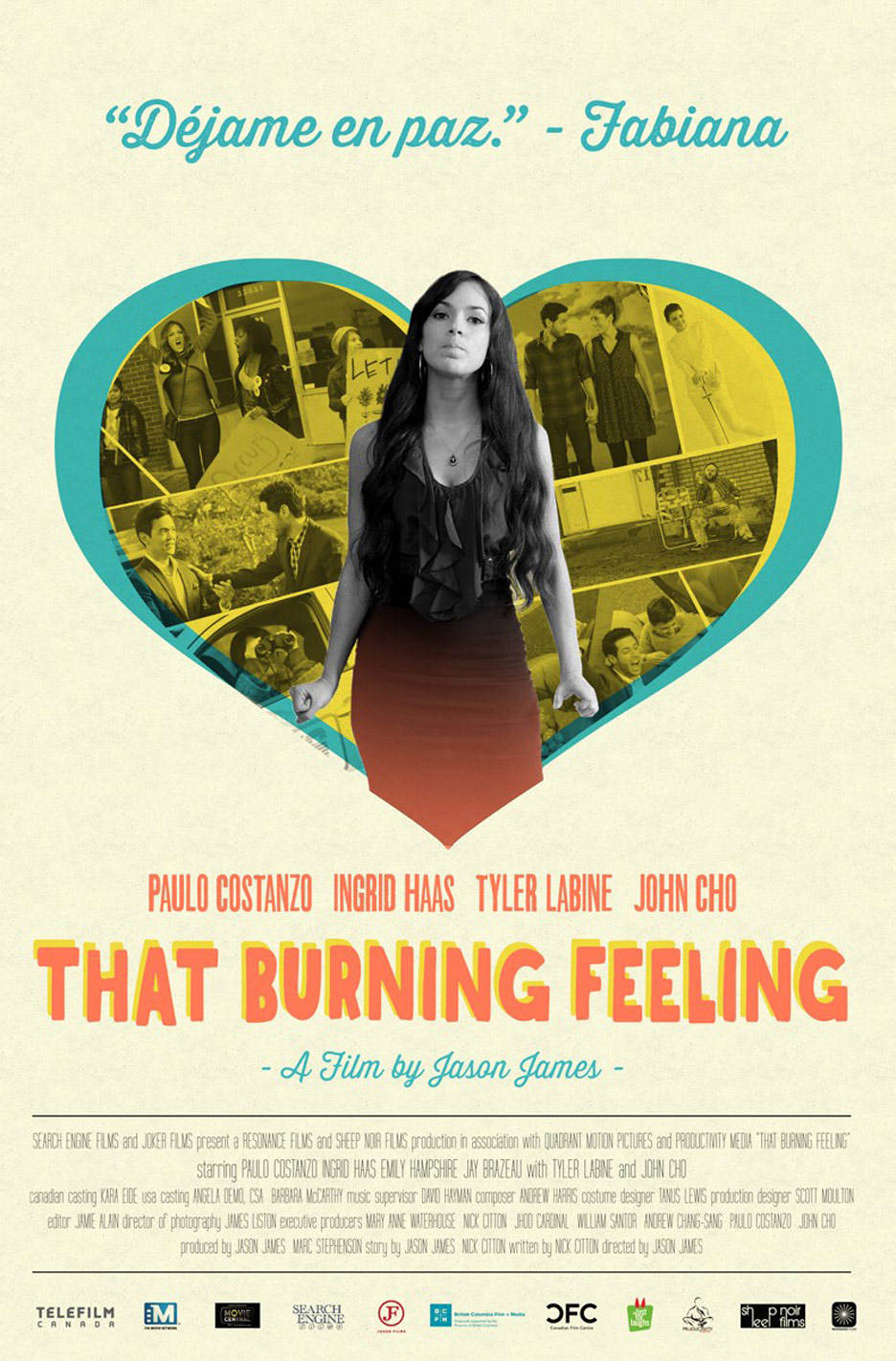 That Burning Feeling Poster #7