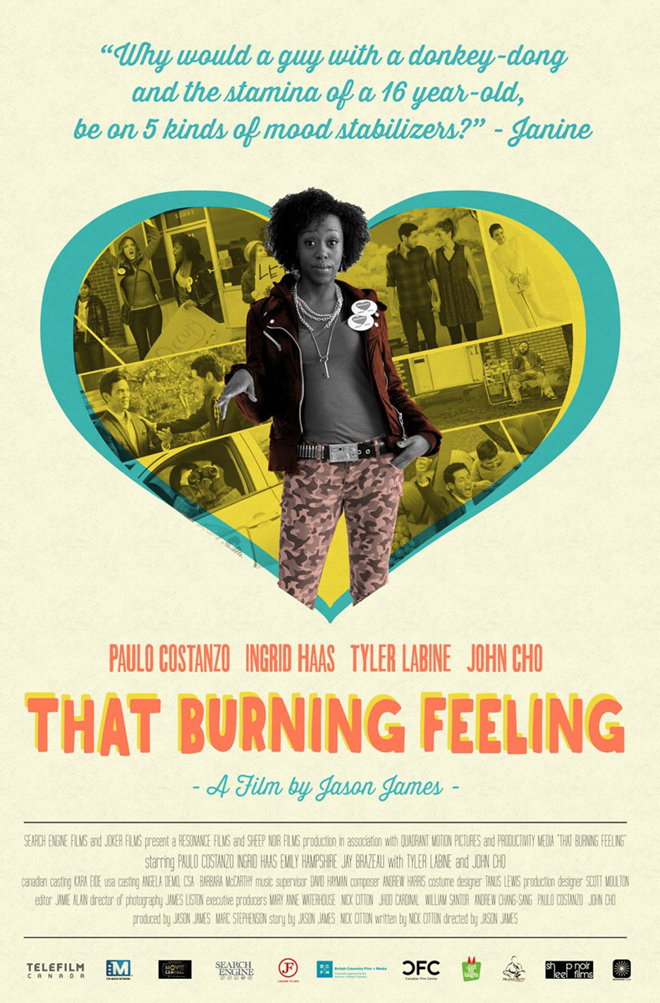 That Burning Feeling Poster #8