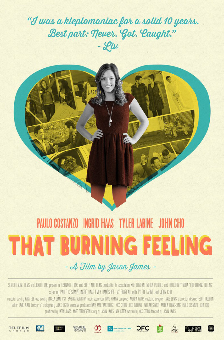 That Burning Feeling Poster #9