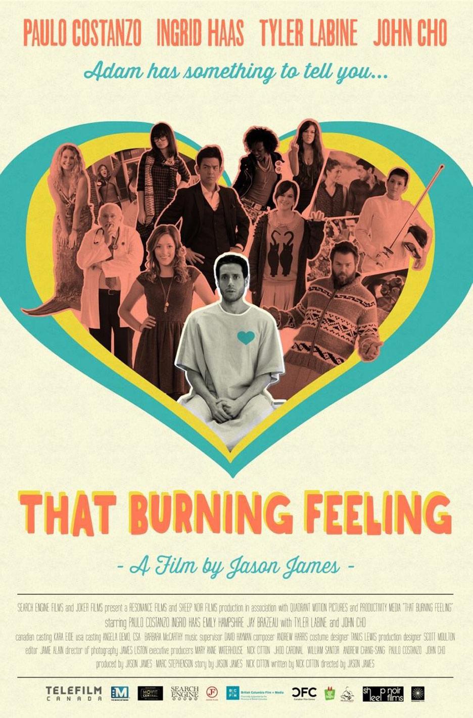 That Burning Feeling Poster #1