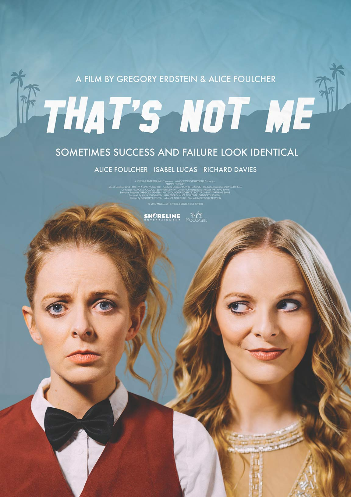 That's Not Me Poster #1