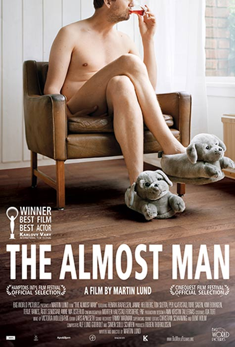 The Almost Man Poster #1