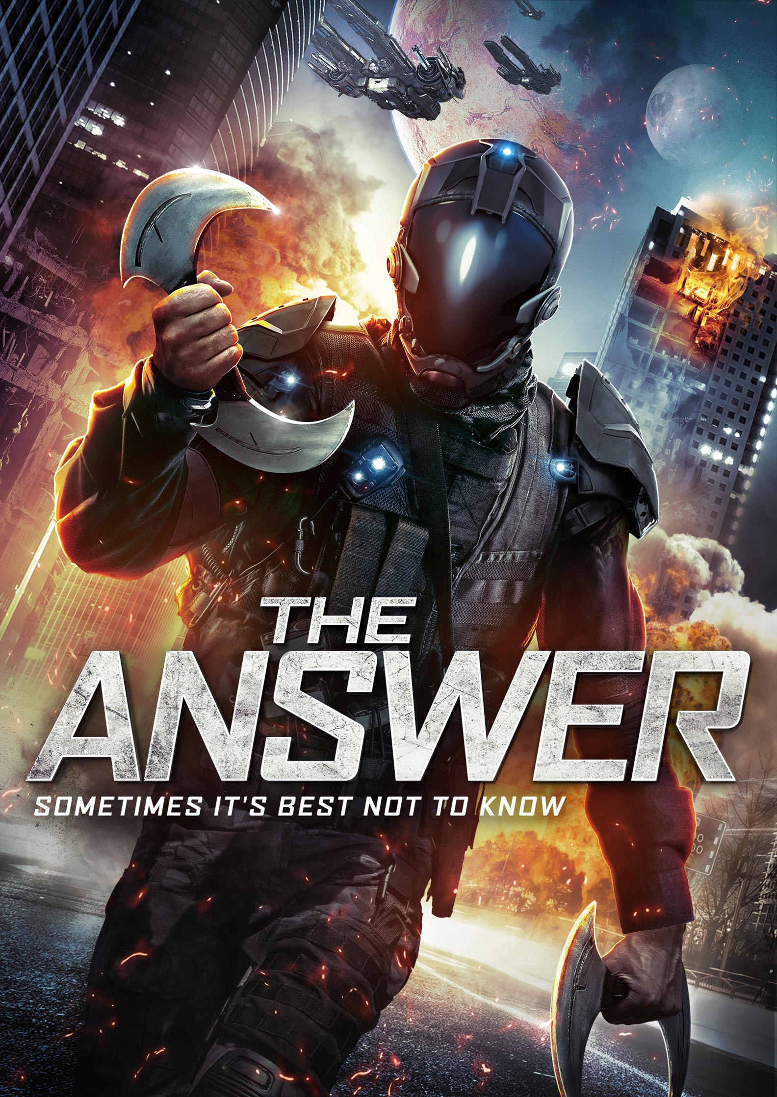 The Answer Poster #1