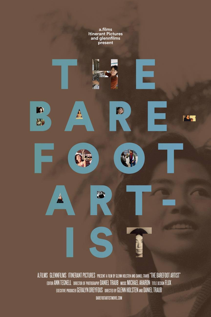 The Barefoot Artist Poster #1