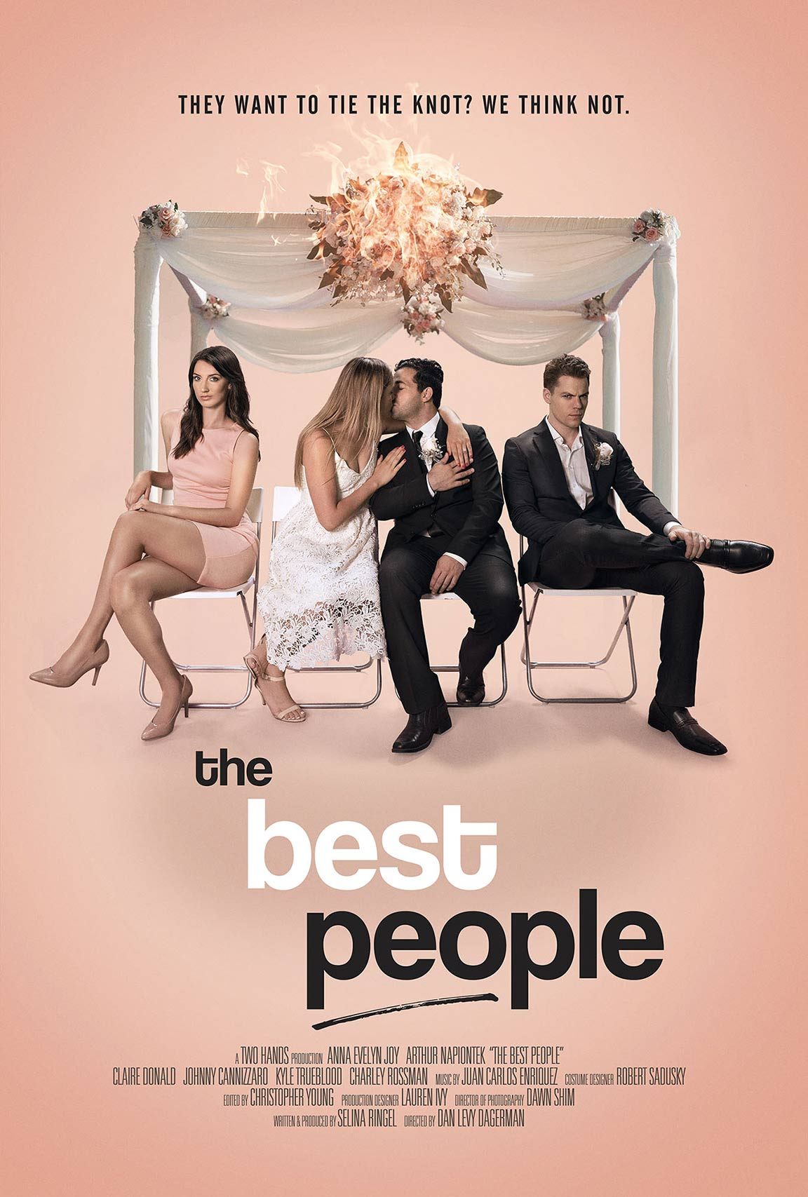 The Best People Poster #1