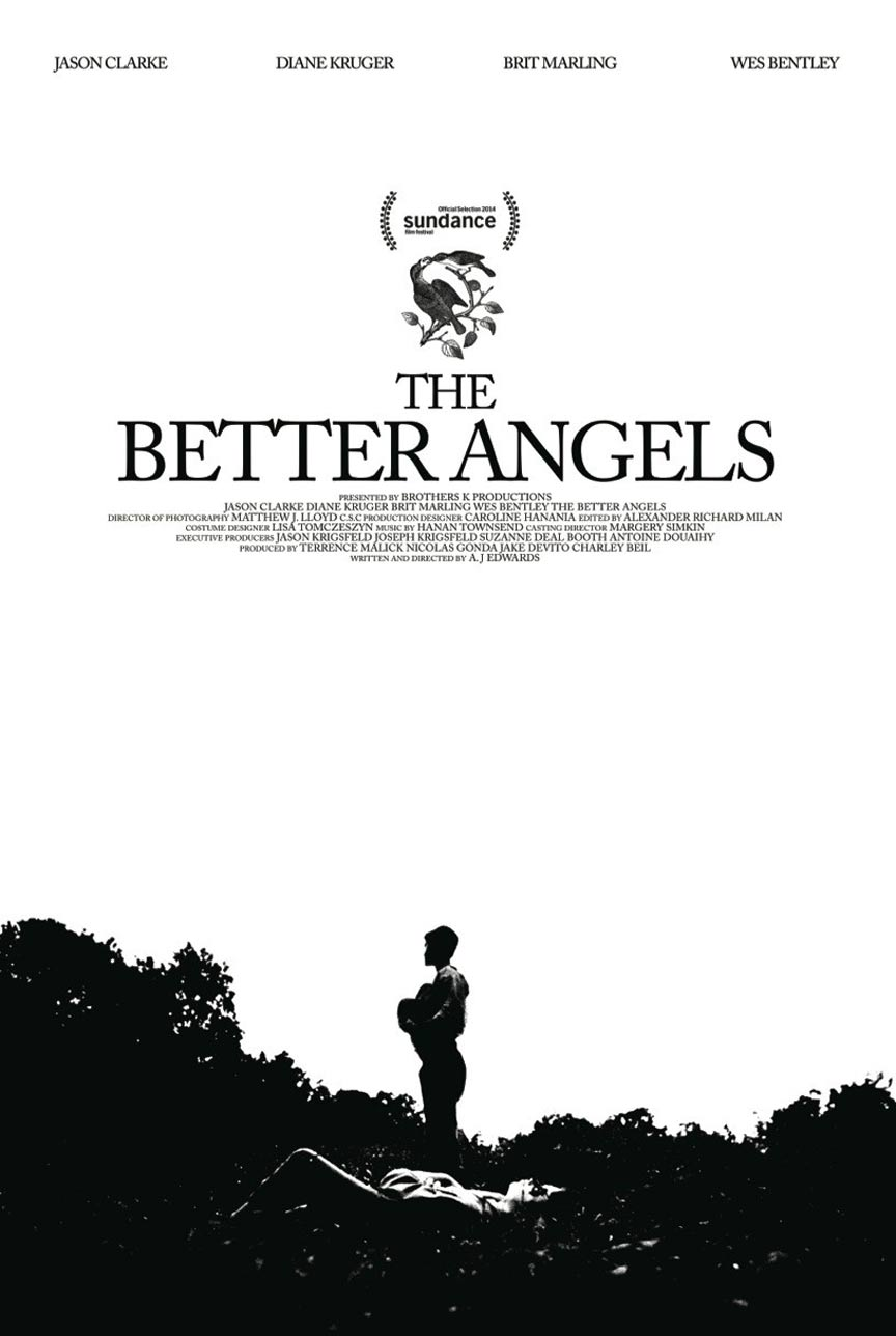 The Better Angels Poster #1