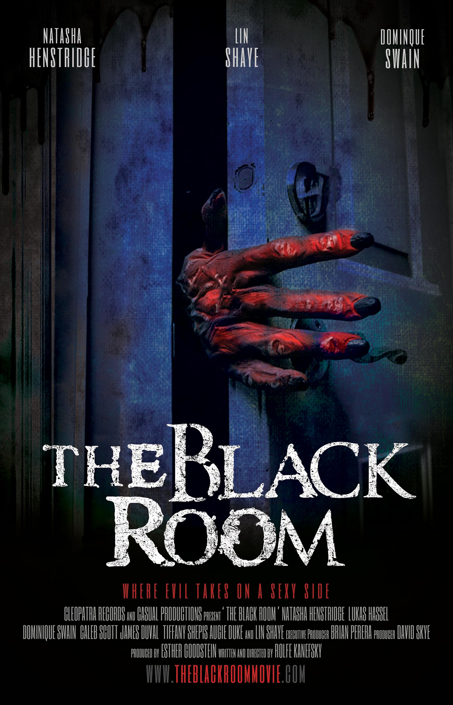 The Black Room Poster #1