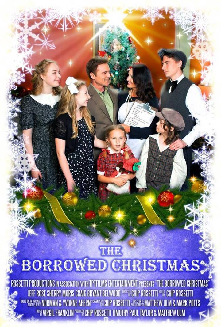 The Borrowed Christmas Poster #1