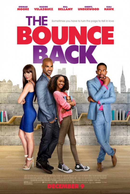 The Bounce Back Poster #2
