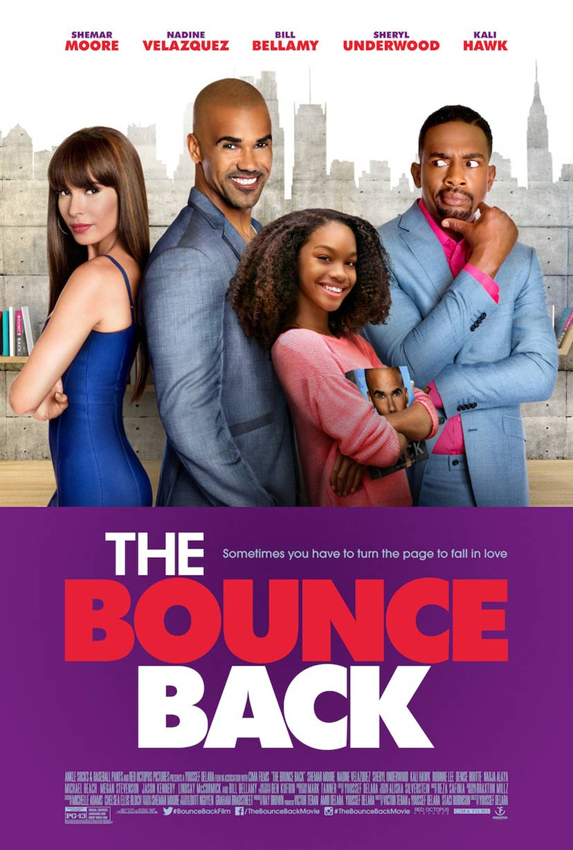 The Bounce Back Poster #1