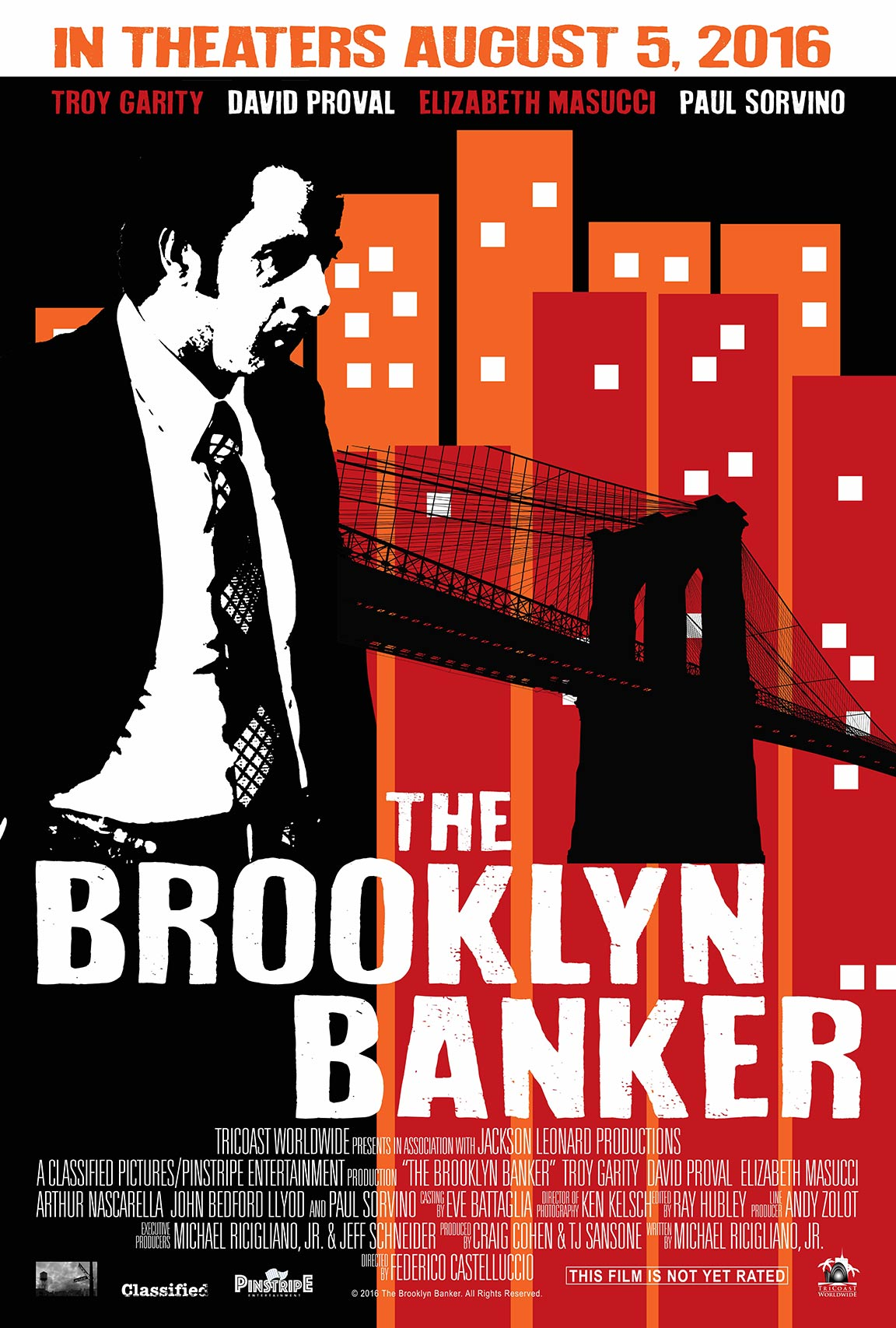 The Brooklyn Banker Poster #1