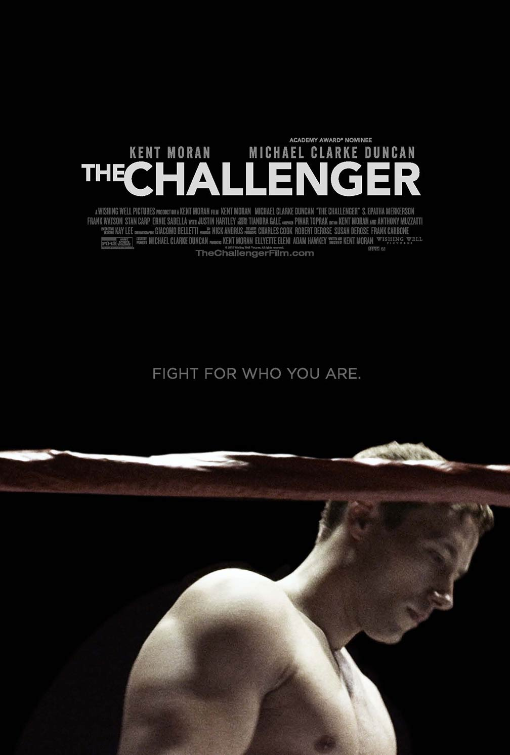 The Challenger Poster #2