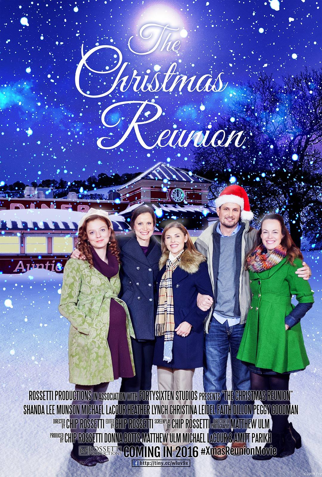 The Christmas Reunion Poster #1