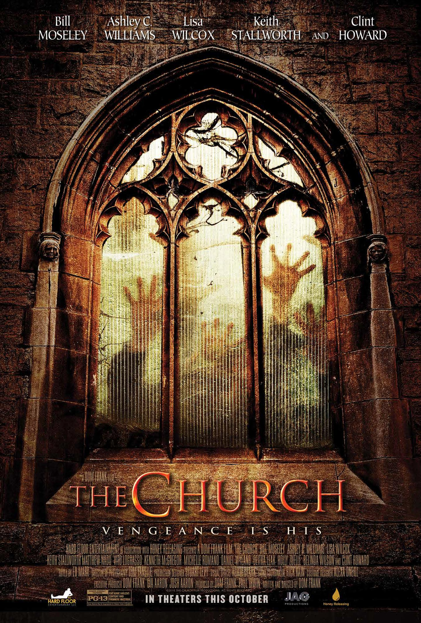 The Church Poster #1