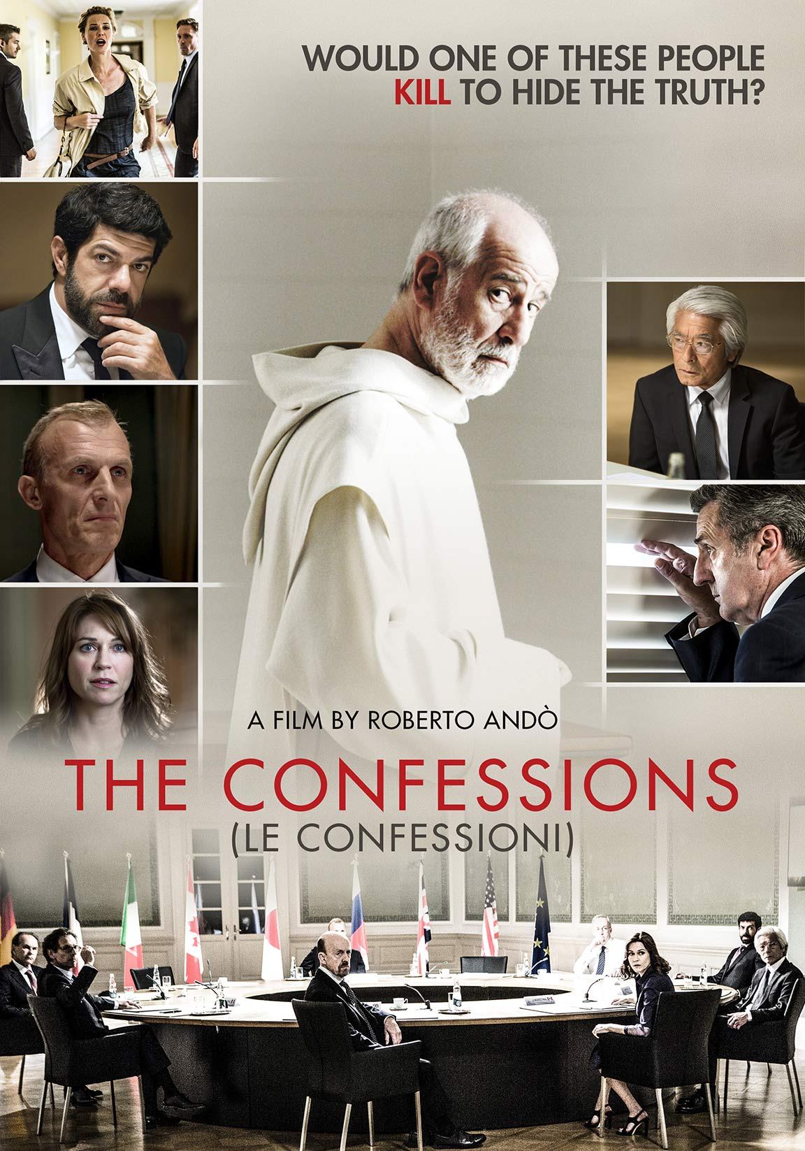 The Confessions Poster #1