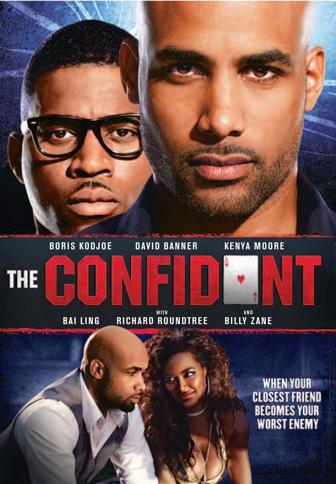 The Confidant Poster #1
