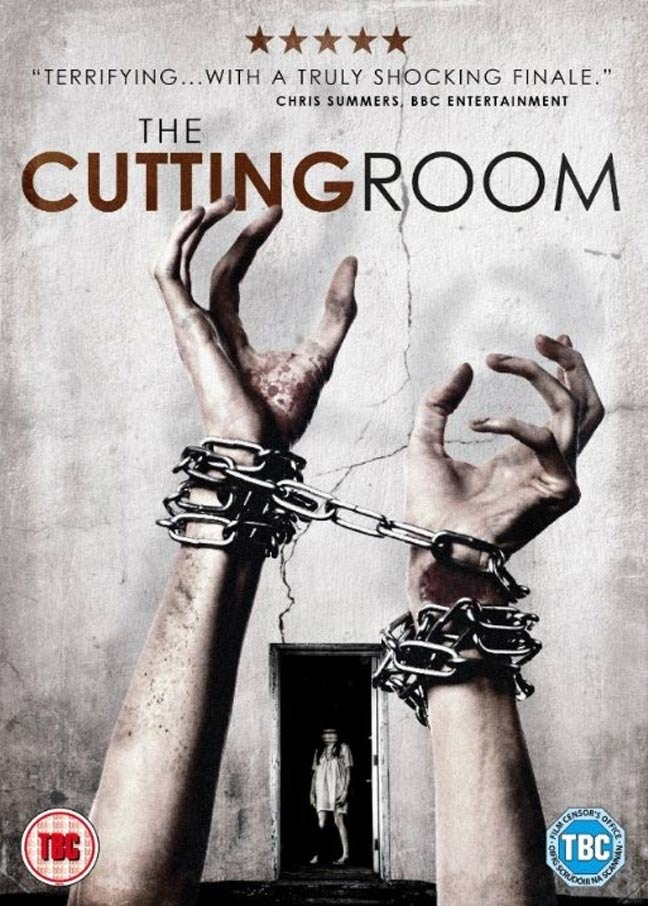 The Cutting Room Poster #1