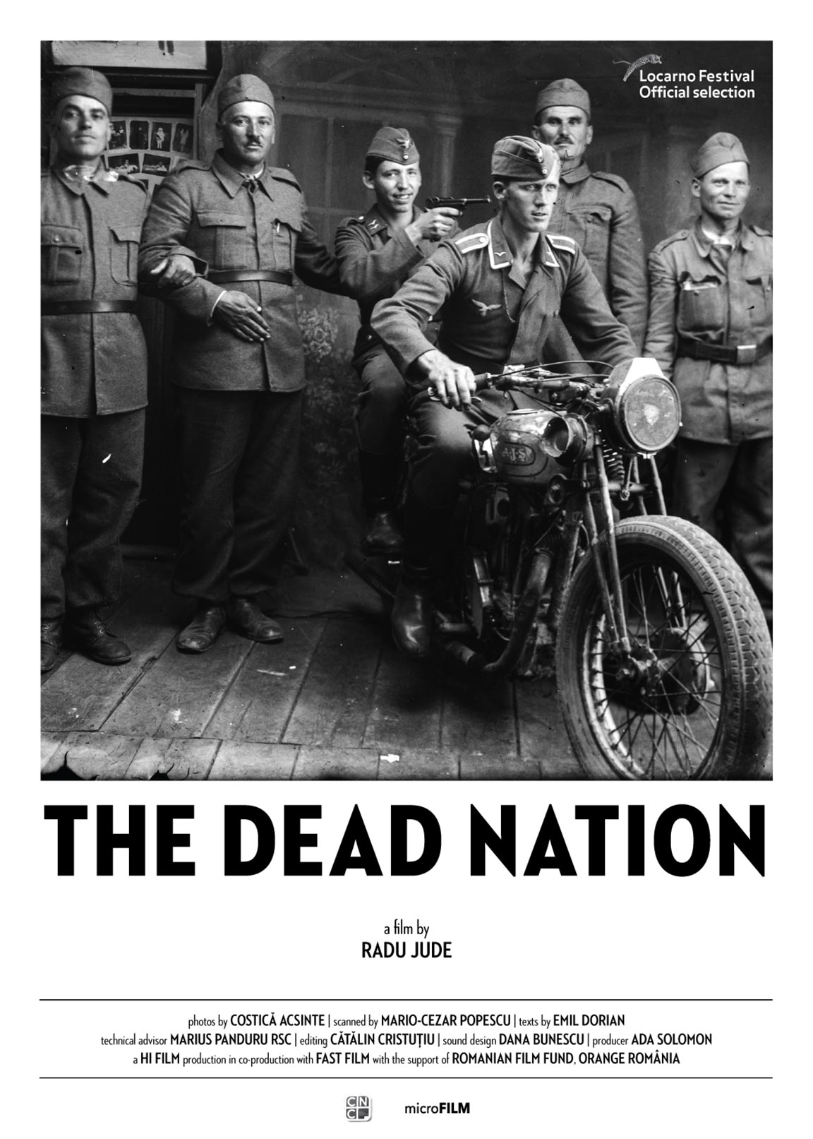 The Dead Nation Poster #1