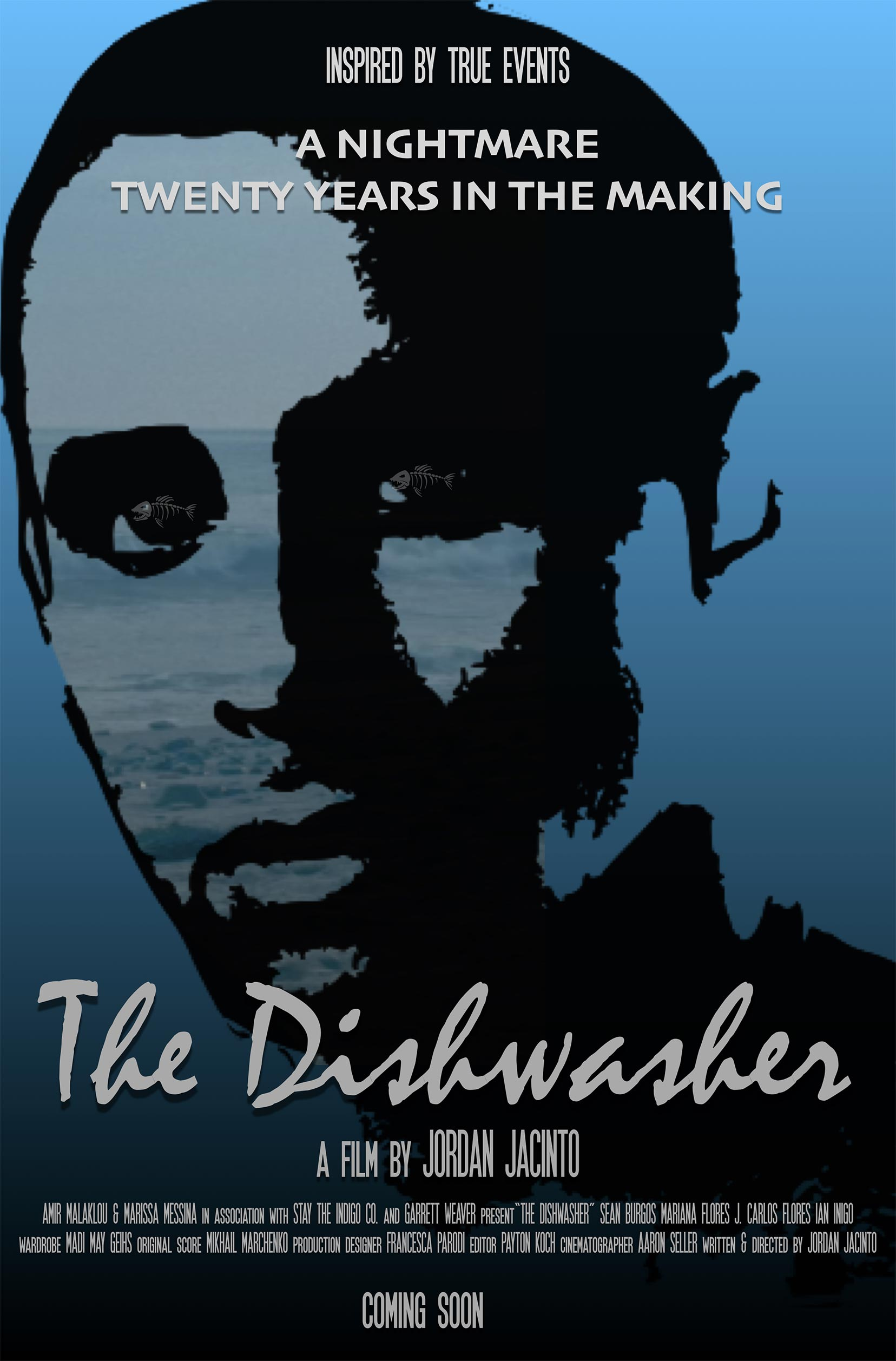 The Dishwasher Poster #1