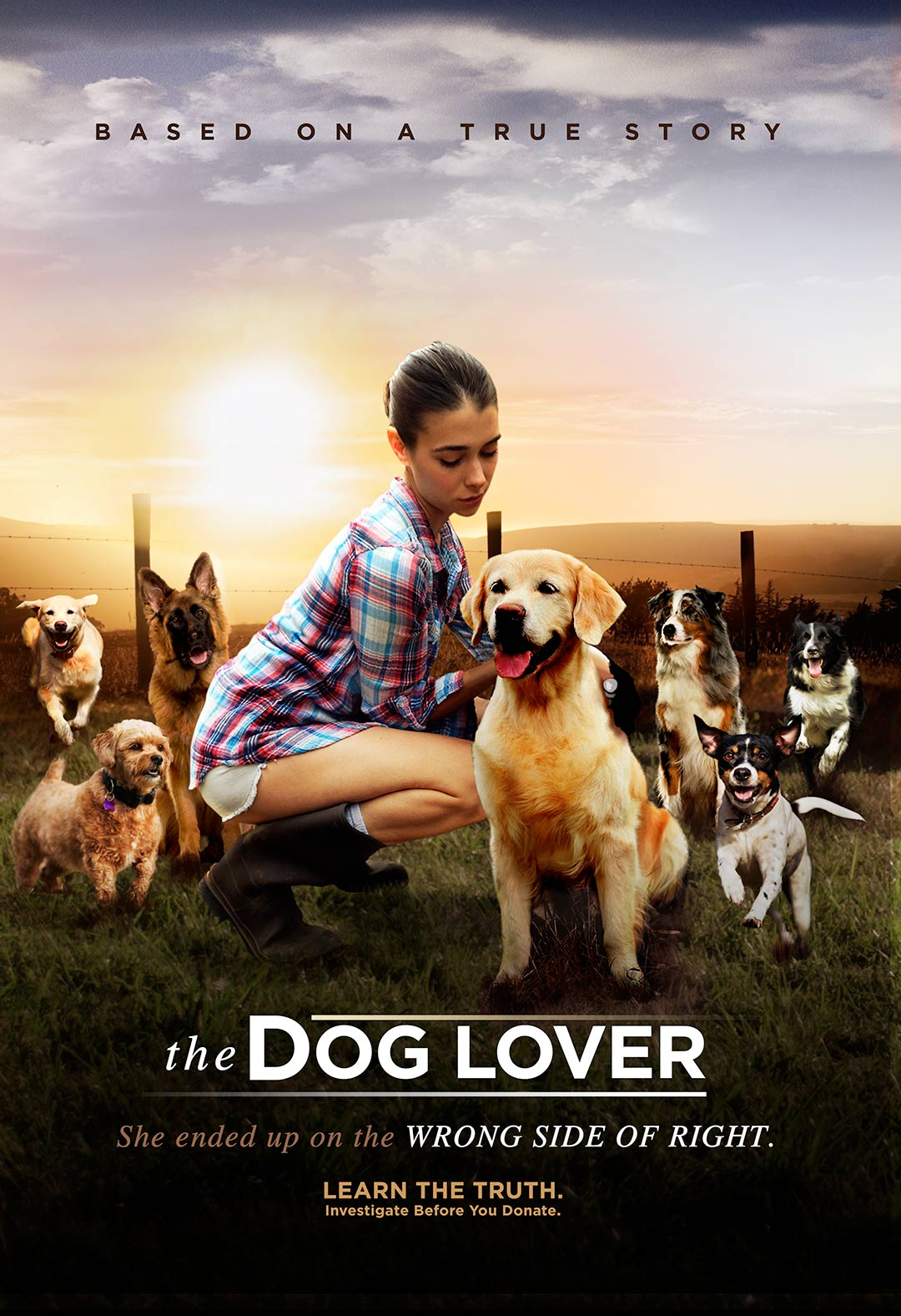 The Dog Lover Poster #1