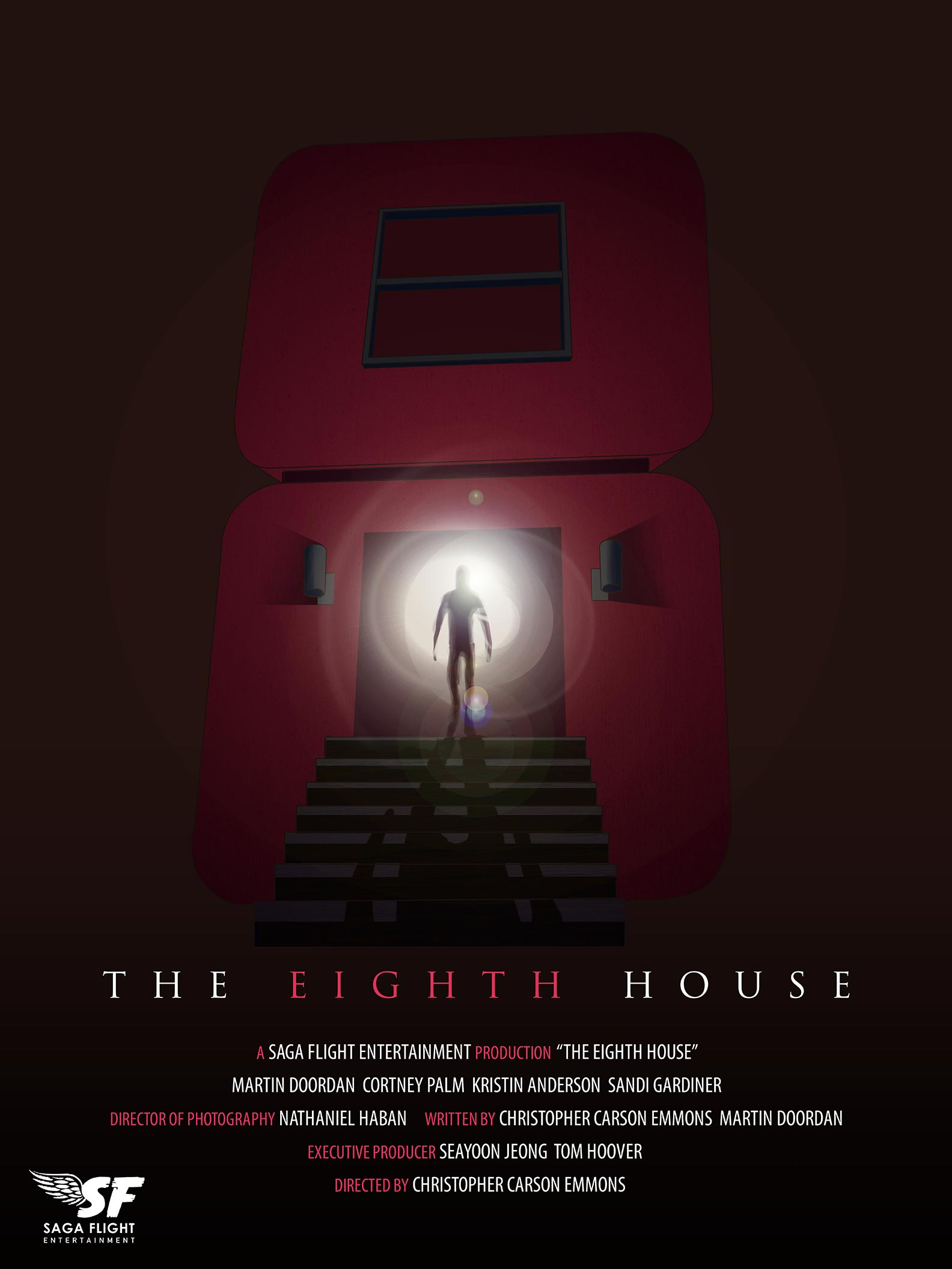 The Eighth House Poster #1