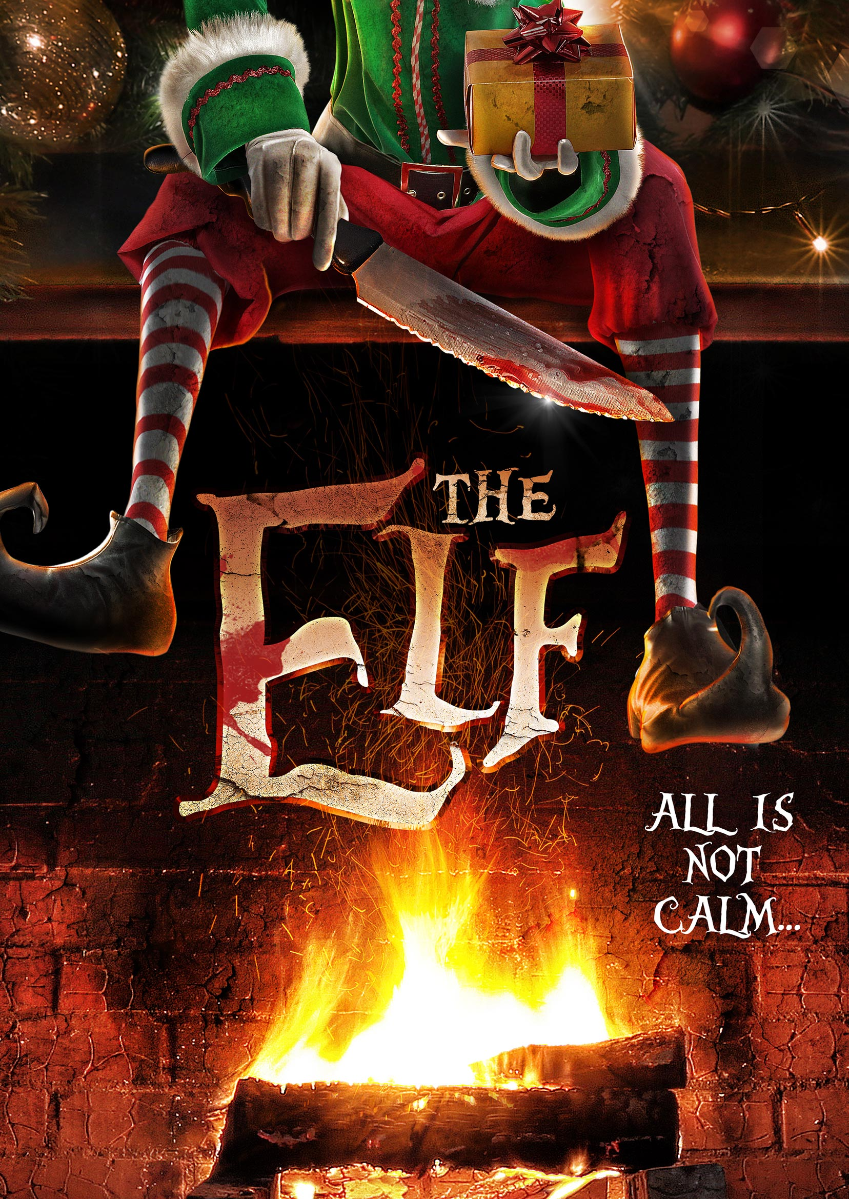 The Elf Poster #1