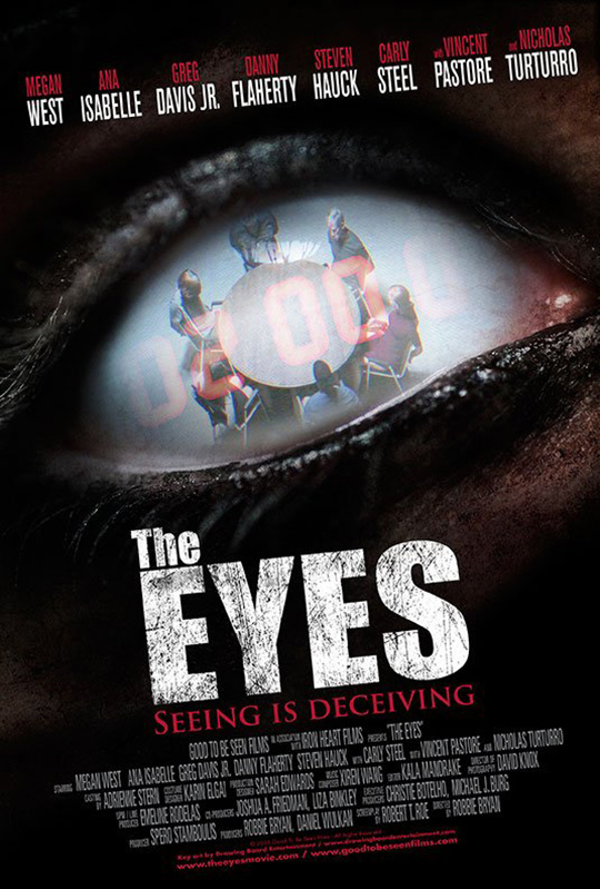 The Eyes Poster #1