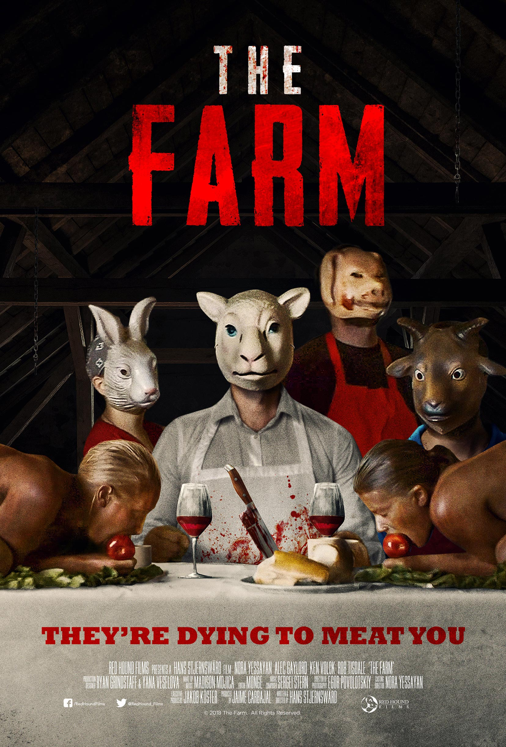 The Farm Poster #1