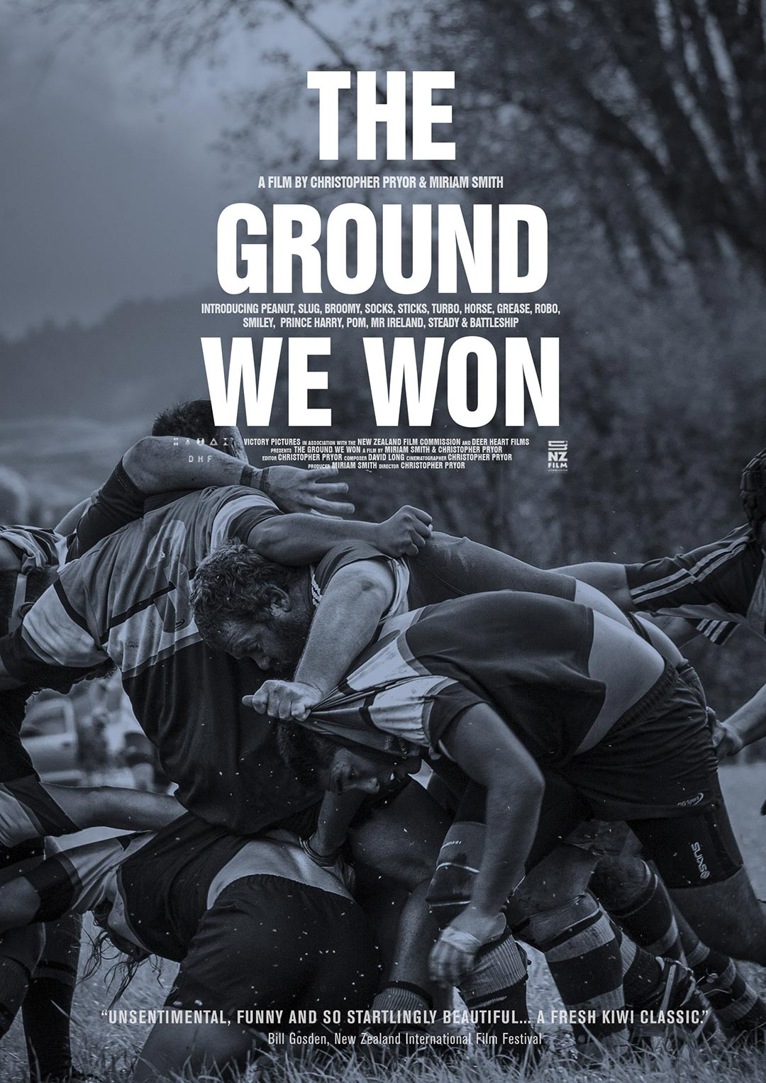 The Ground We Won Poster #1