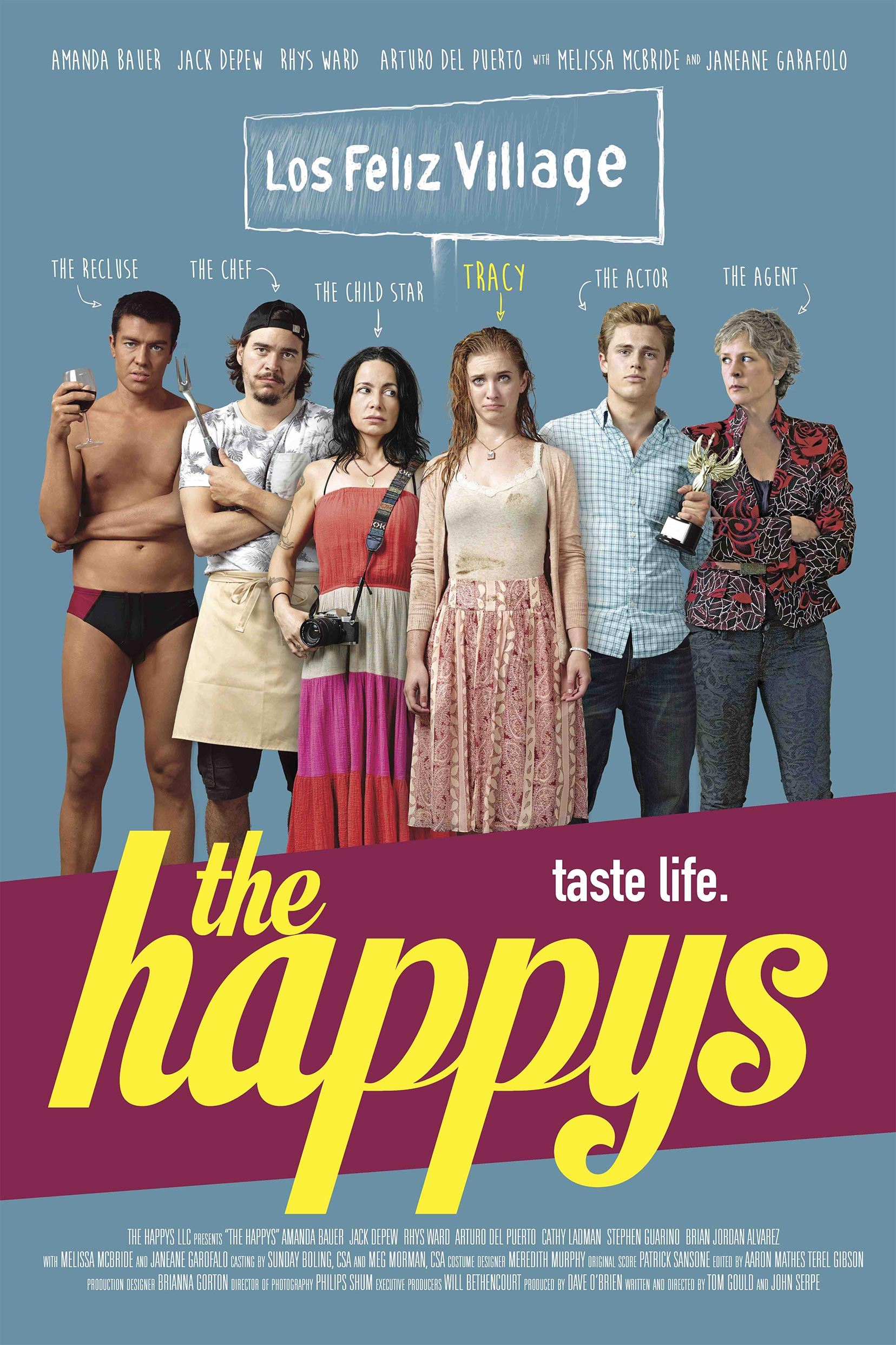 The Happys Poster #1