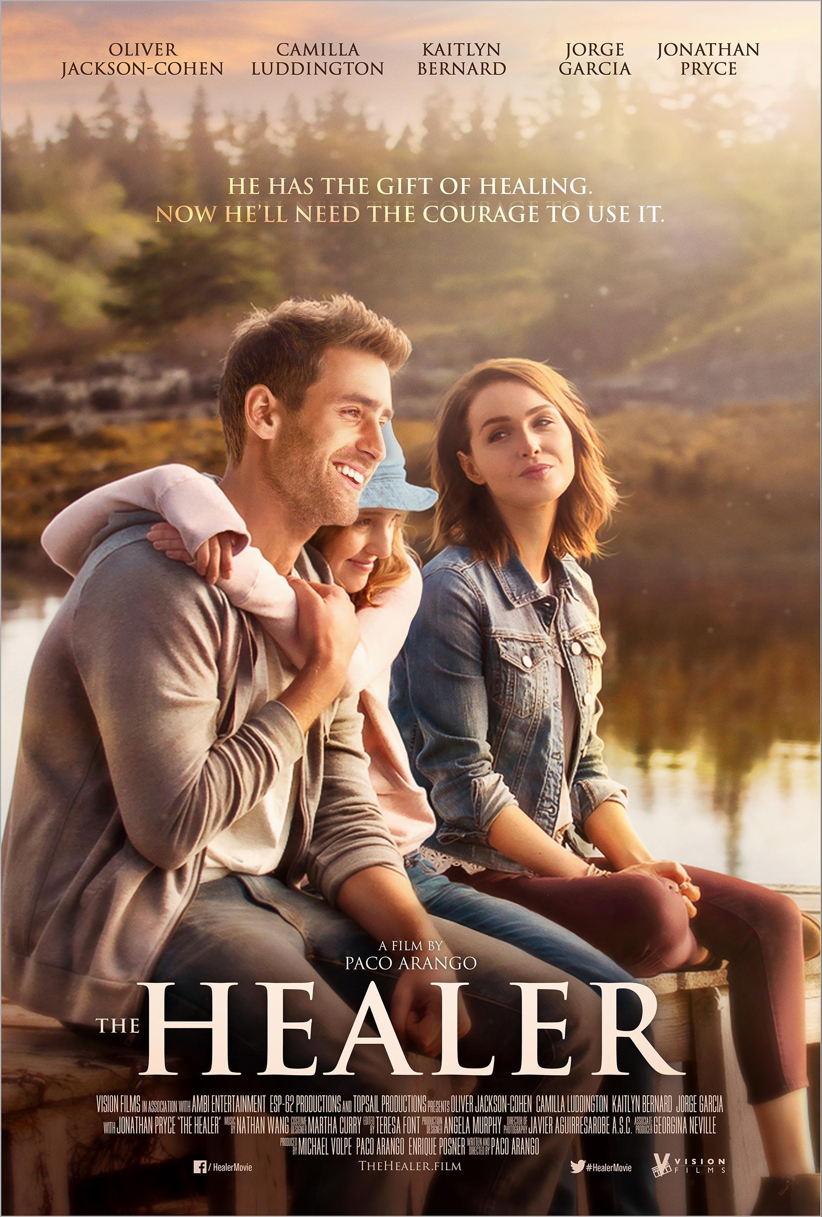 The Healer Poster #1