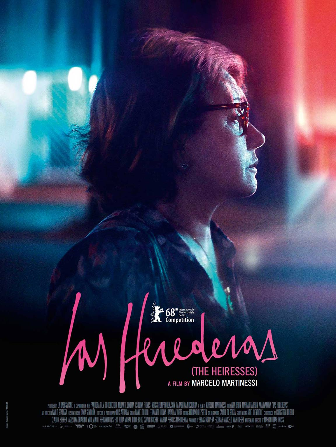 The Heiresses Poster #1