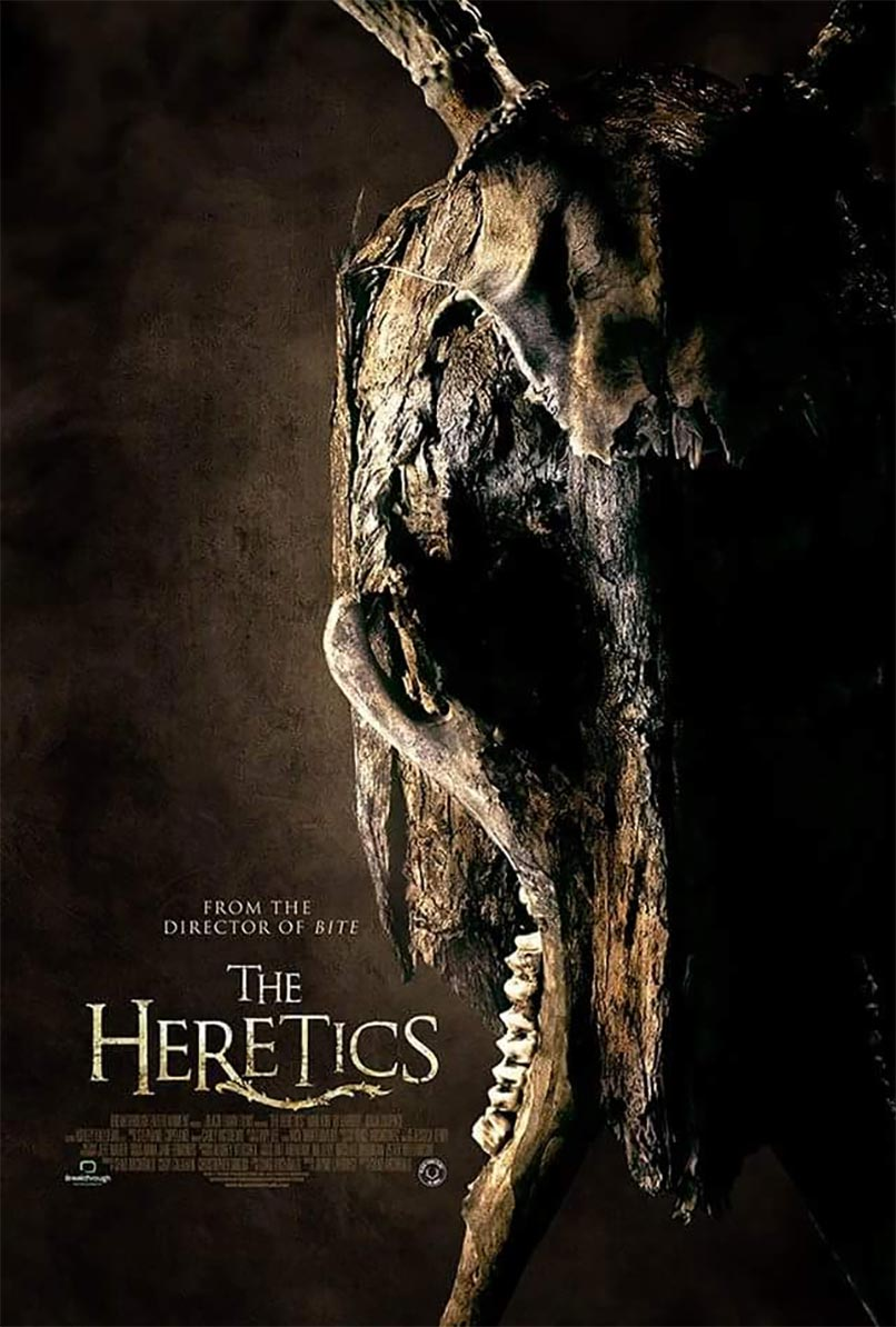 The Heretics Poster #1