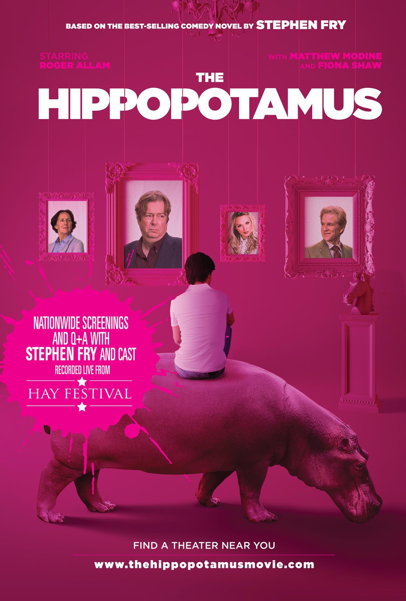 The Hippopotamus Poster #1