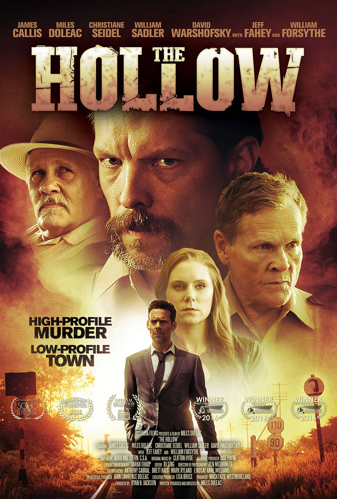 The Hollow Poster #1