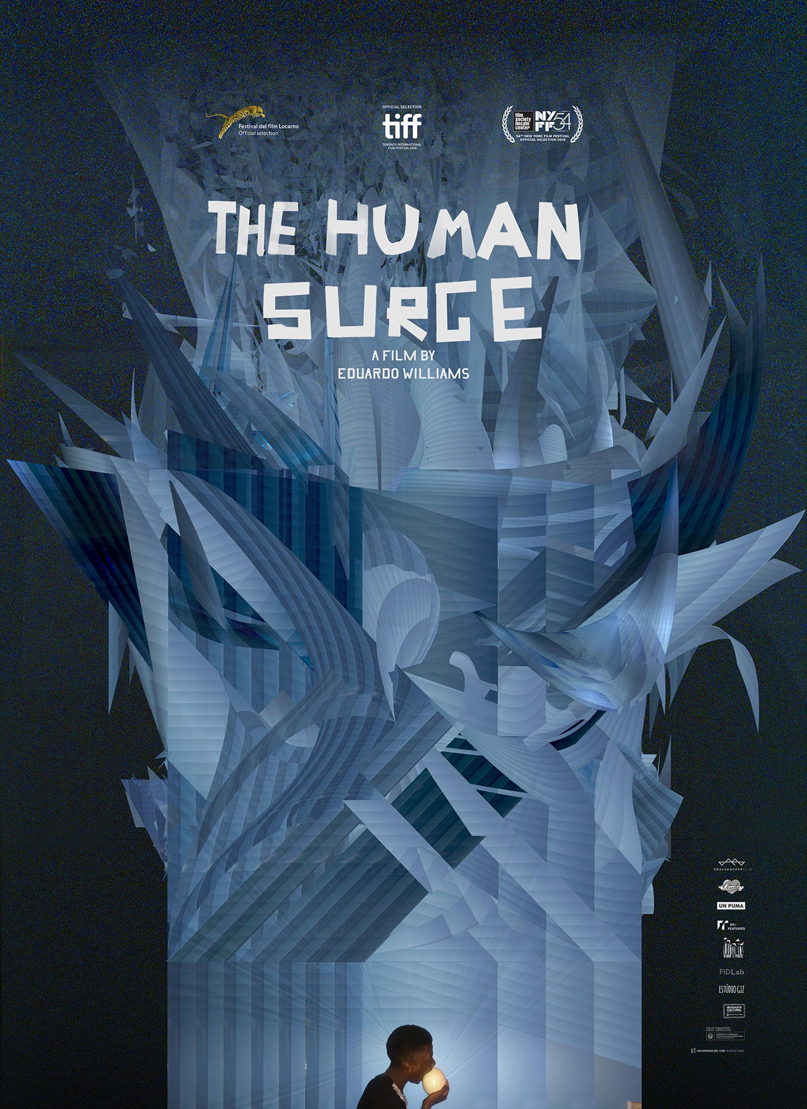 The Human Surge Poster #1