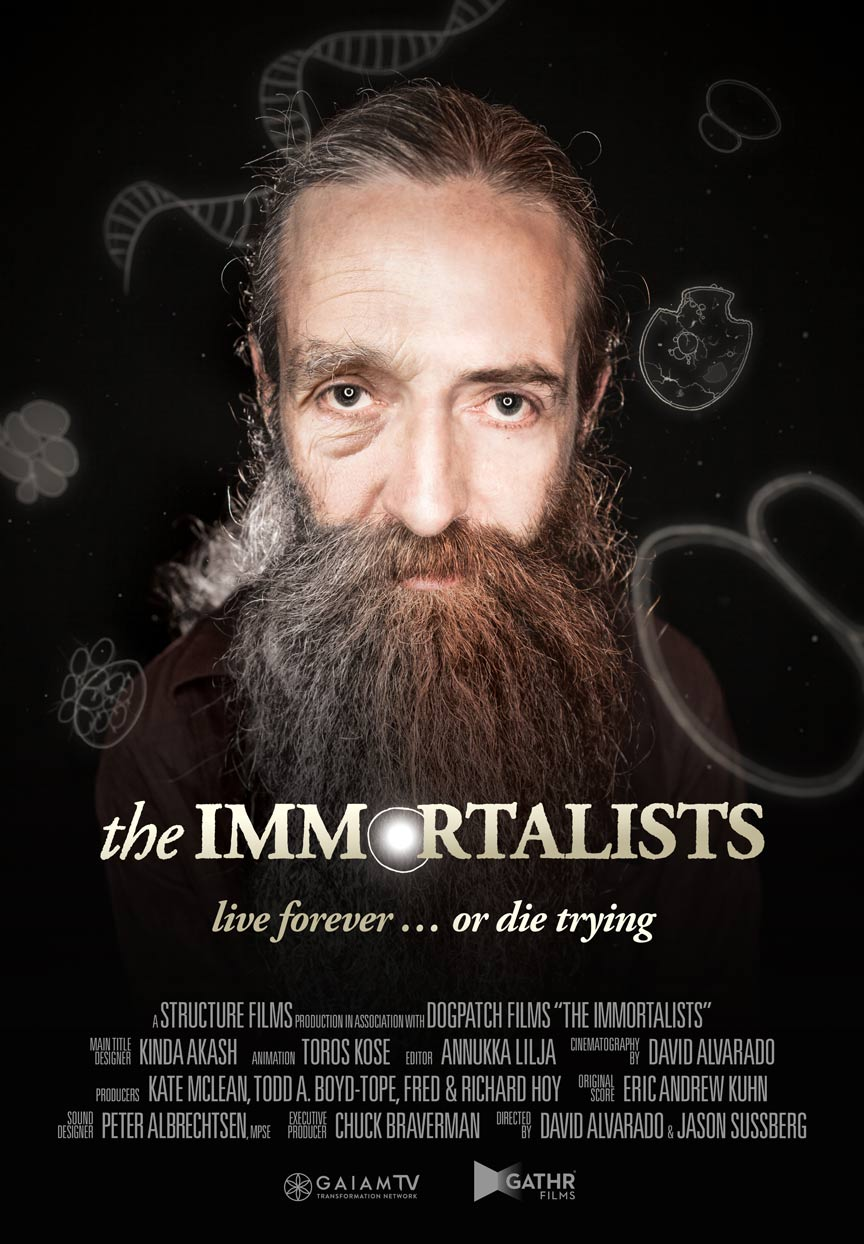 The Immortalists Poster #1