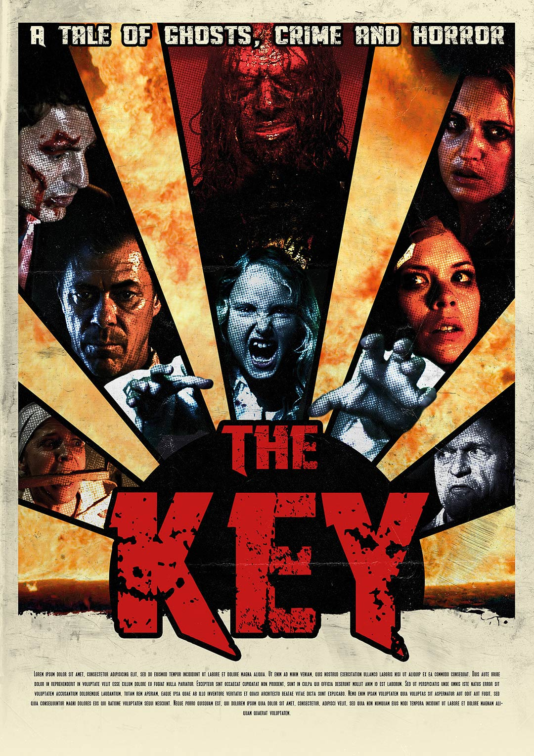 The Key Poster #1