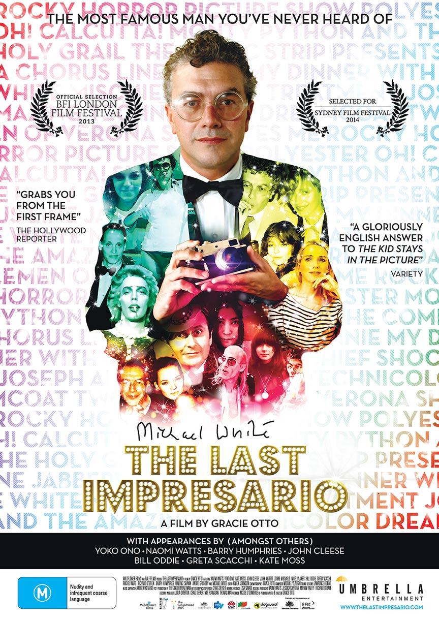 The Last Impresario Poster #1