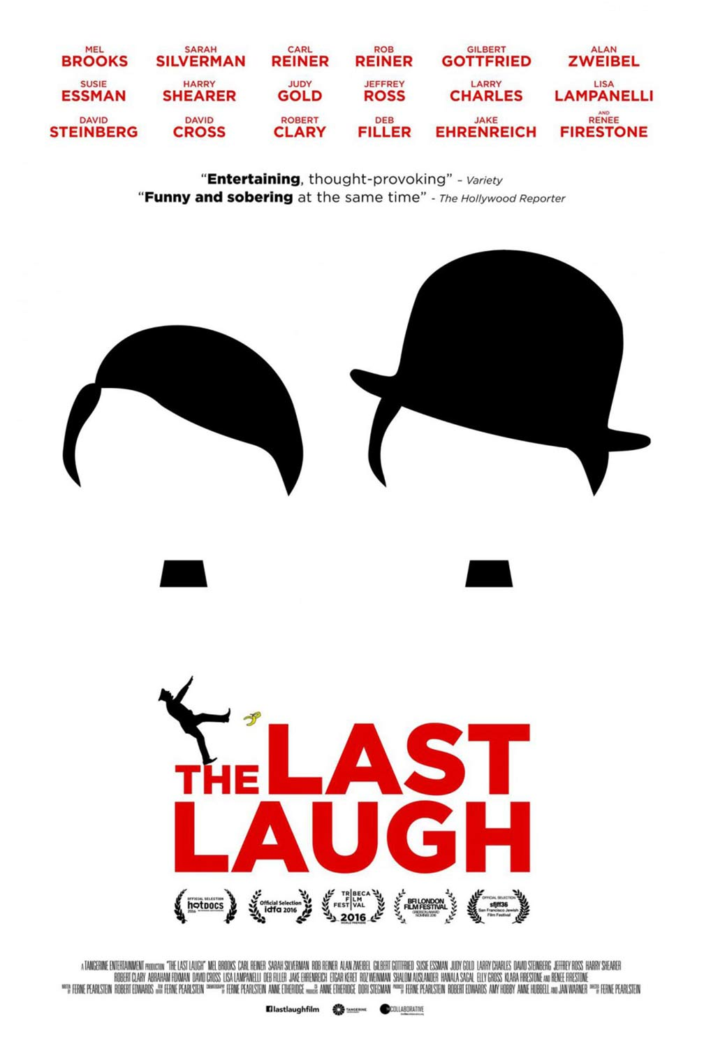 The Last Laugh Poster #1