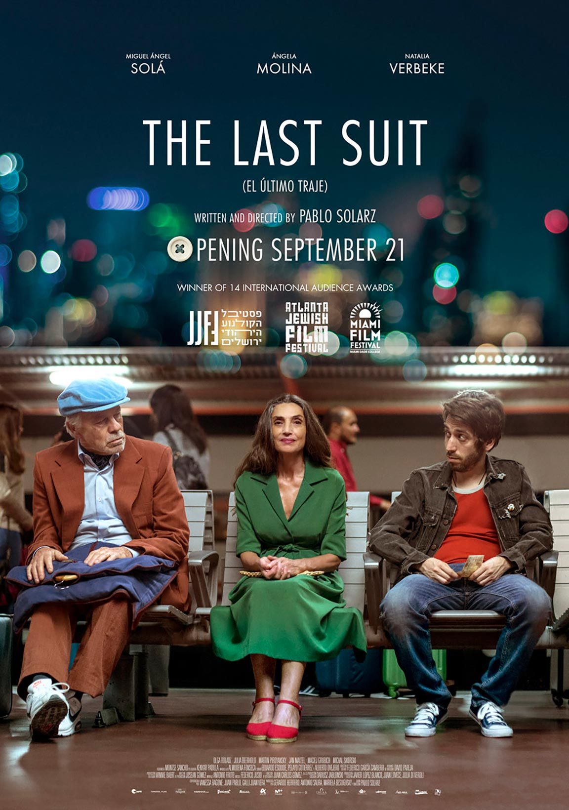The Last Suit Poster #1