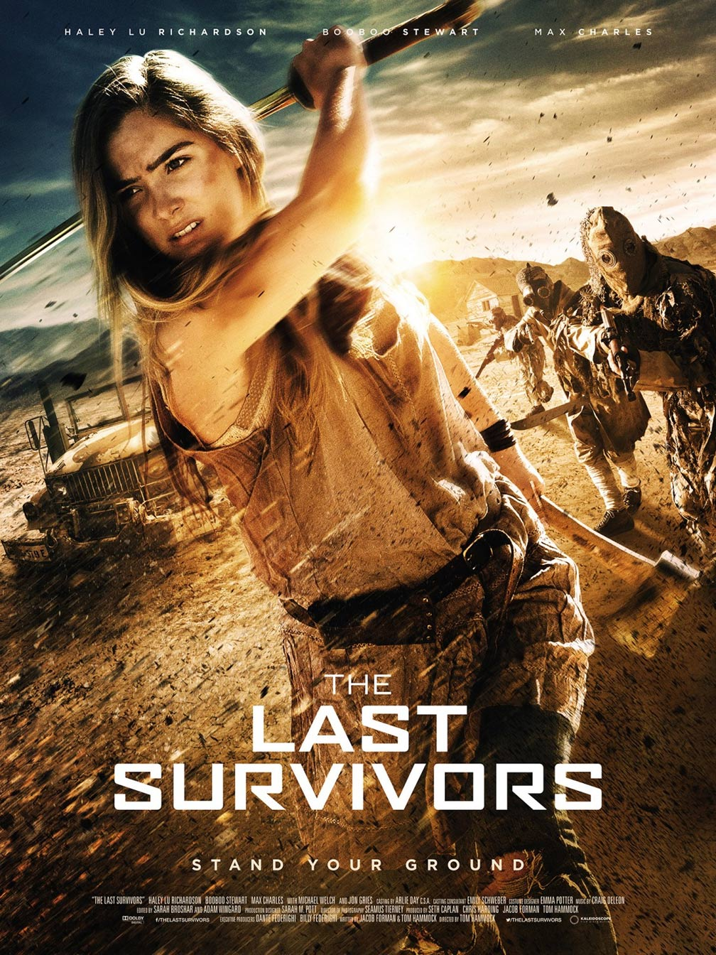 The Last Survivors Poster #3