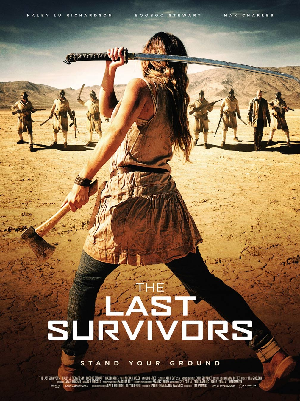 The Last Survivors Poster #4